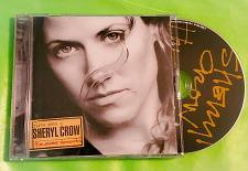 Buy SHERYL CROW THE GLOBE SESSIONS COMPACT DISC GD/VG