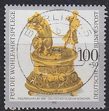 Buy GERMANY BUND [1992] MiNr 1634 ( O/used ) Kunst