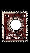 Buy GERMANY REICH Dienst [1934] MiNr 0137 ( O/used )