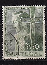 Buy PORTUGAL [1954] MiNr 0833 ( O/used )
