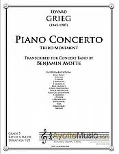 Buy Grieg - Piano Concerto in A Minor (Third Movement)
