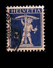 Buy SCHWEIZ SWITZERLAND [1924] MiNr 0199 x ( O/used )