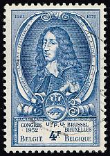 Buy Belgium #440 Count Lamoral II; Used (5Stars) |BEL0440-02XRP
