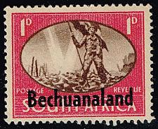 Buy Bechuanaland Prot. #137a Peace Issue; Unused (2Stars) |BEC137a-01XRS