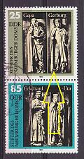 Buy GERMANY DDR [1983] MiNr 2808 SZd260 F04 ( OO/used ) [01] Plattenfehler