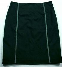 Buy Vince Camuto Womens Pencil Skirt Size 6 Solid Black Lined Side Zip