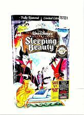 Buy Sleeping Beauty VHS Walt Disney Masterpiece Limited Edition BRAND NEW (#vhp)