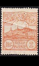 Buy SAN MARINO [1921] MiNr 0080 ( oG/no gum )