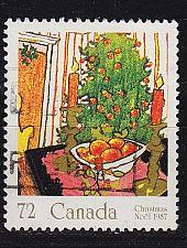 Buy KANADA CANADA [1987] MiNr 1065 ( O/used ) Weihnachten