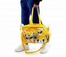 Buy New Hello Kitty Aggretsuko Ai-tatA Bag Starter Kit Sanrio Free Shipping
