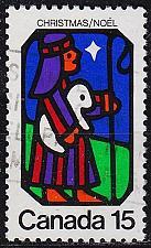 Buy KANADA CANADA [1973] MiNr 0544 ( O/used ) Weihnachten