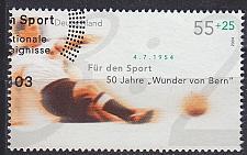 Buy GERMANY BUND [2004] MiNr 2385 ( O/used ) Fußball