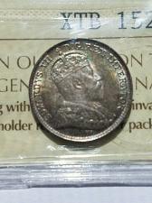 Buy 1902 CANADA FIVE CENTS CH BU