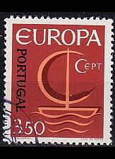 Buy PORTUGAL [1966] MiNr 1013 ( O/used ) CEPT