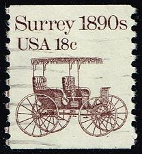 Buy US #1907 Surrey; Used (3Stars) |USA1907-06