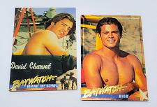 Buy VINTAGE DAVID CHOKACHI 1995 BAYWATCH SPORTS TIME COLLECTOR'S CARDS BOGO MNT