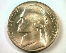 Buy 1950-D JEFFERSON NICKEL GEM / SUPERB UNCIRCULATED 5 STEPS GEM / SUPERB 5FS NICE