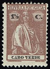 Buy Cape Verde #176 Ceres; Unused (2Stars) |CPV0176-01XRS