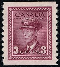Buy Canada #280 King George VI; Unused (2Stars) |CAN0280-01XRP