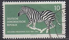 Buy GERMANY DDR [1961] MiNr 0825 ( OO/used ) Tiere