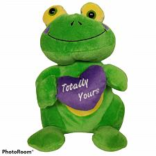 Buy Best Made Toys Valentine Hearts Totally Yours Frog Plush Stuffed Animal 2010 12""