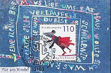 Buy GERMANY BUND [1999] MiNr 2072 Block 51 ( Sonder-O/used )