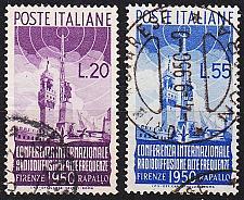 Buy ITALIEN ITALY [1950] MiNr 0796-97 ( O/used )