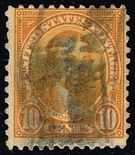 Buy US #642 James Monroe; Used (0.25) (0Stars) |USA0642-06XBC