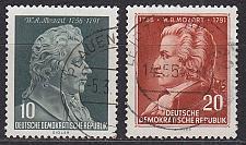 Buy GERMANY DDR [1956] MiNr 0610-11 ( OO/used )