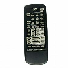Buy Genuine JVC TV VCR Remote Control 713M Tested Works