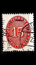 Buy GERMANY REICH Dienst [1927] MiNr 0118 ( O/used )