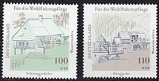 Buy GERMANY BUND [1997] MiNr 1948 ex ( **/mnh ) [01] Bauwerke