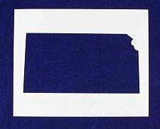 "Buy State of Kansas Stencil 14 Mil 8"" X 10"" Painting /Crafts/ Templates"