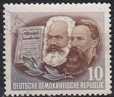 Buy GERMANY DDR [1953] MiNr 0345 ( OO/used )