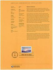 Buy US #SP1631 (4121) Oklahoma Souvenir Page (5Stars) |USASP1631-01