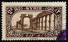 Buy Syria #180 View of Palmyra; Used (0.25) (0Stars) |SYR0180-01