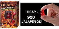 Buy Hot! Lil' Nitro The World's Hottest Gummy Bear , Youtube Challenge Free Shipping
