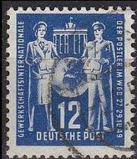 Buy GERMANY DDR [1949] MiNr 0243 ( OO/used ) [03] Post