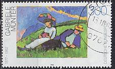 Buy GERMANY BUND [1994] MiNr 1750 ( O/used ) Gemälde