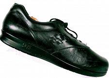 Buy SAS Freetime Men's Black Leather Lace Up Comfort Walking Oxford Shoes Size 12 S