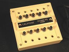 Buy 10-Position Califone Jackbox 1210AV-PS Stereo Outlet w/Volume Control