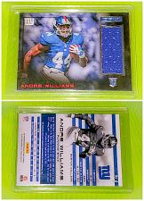 Buy NFL Andre Williams New York Giants 2014 Panini Game-worn Jersey Rc Mint