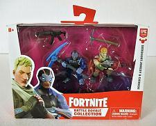 Buy FORTNITE Battle Royale Collection SERGEANT JONESY & CARBIDE 2 Action Figures NEW