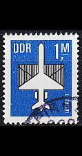Buy GERMANY DDR [1982] MiNr 2753 ( OO/used ) Flugzeuge