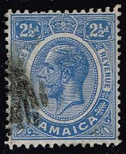Buy Jamaica #64a King George V; Used (0.25) (1Stars) |JAM0064a-01