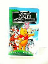 Buy Pooh's Grand Adventure VHS Disney (#vhp)