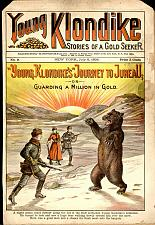 Buy Young Klondike 27 Issue Magazine Collection Alaska Gold On Disc