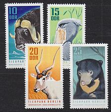 Buy GERMANY DDR [1970] MiNr 1617-20 ( **/mnh ) Tiere