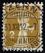 Buy Switzerland #153 William Tell's Son; Used (0.75) (2Stars) |SWI0153-06XRS