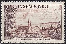 Buy LUXEMBURG LUXEMBOURG [1955] MiNr 0536 ( **/mnh )